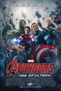 Avengers Age Ultron Official