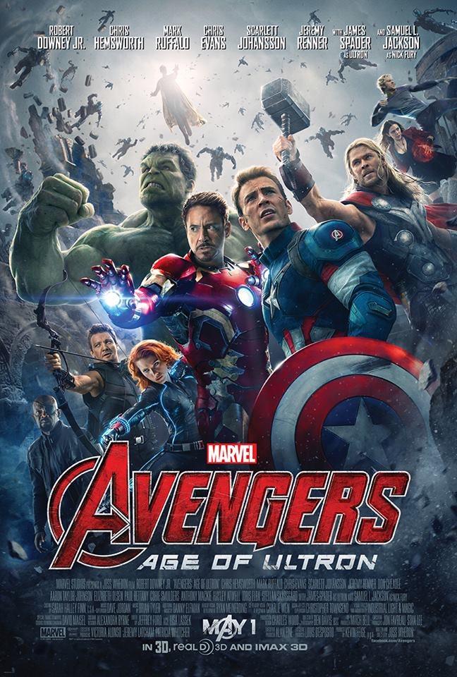 The 3rd <em>Avengers Age of Ultron</em> trailer shows Vision!