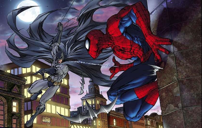 Batman Spider-Man