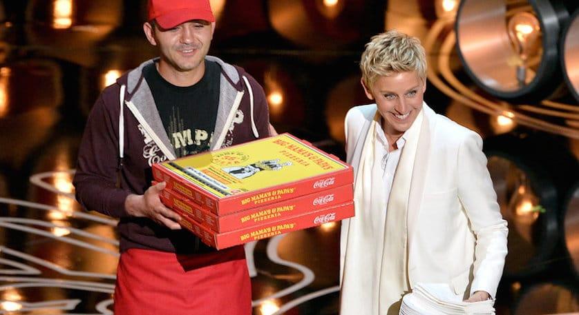 Ellen - Pizza - FilmFad.com
