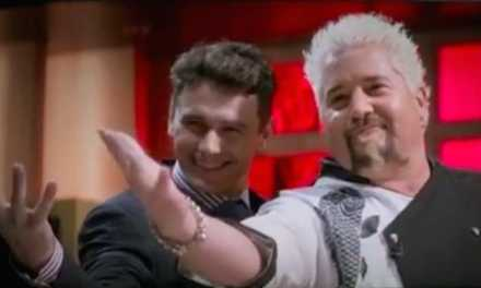 Watch Guy Fieri in <em>The Interview</em> Deleted Scene