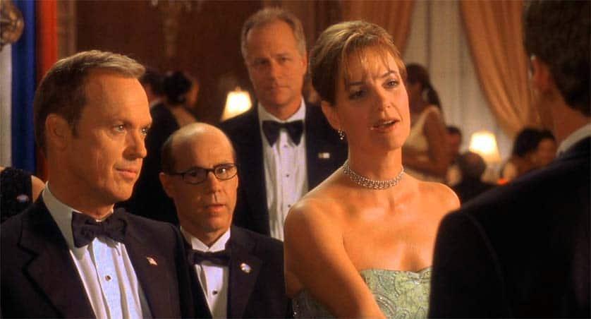 Michael Keaton First Daughter