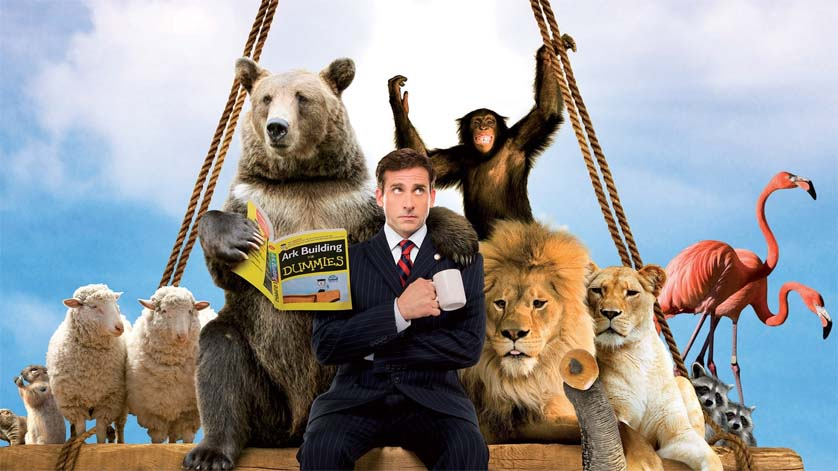 Steve Carell Evan Almighty