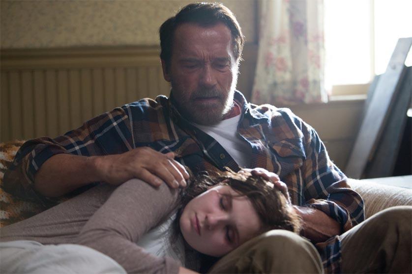 Arnold Schwarzenegger Maggie