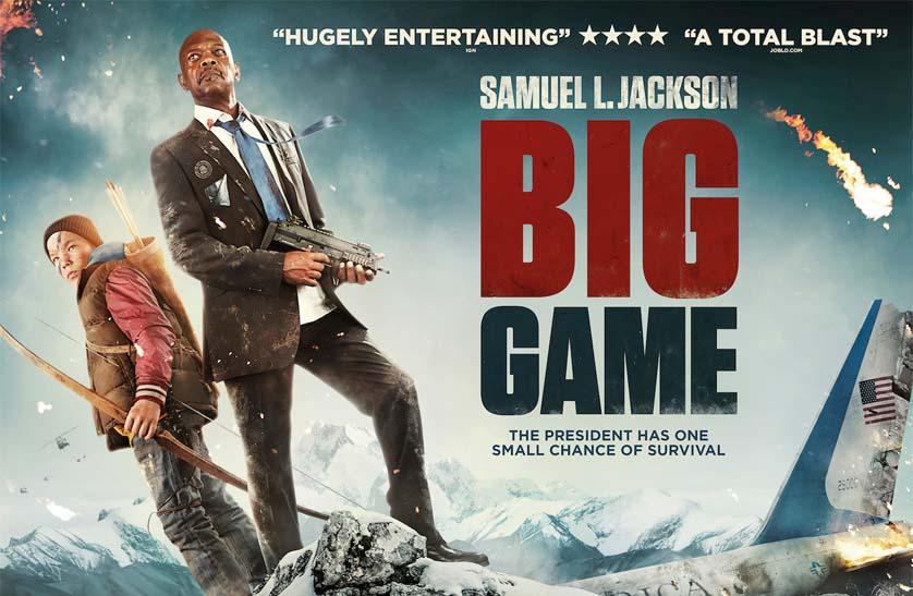 Samuel L Jackson returns in <em>Big Game</em> trailer