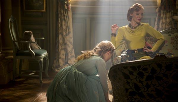 Cinderella Cate Blanchett