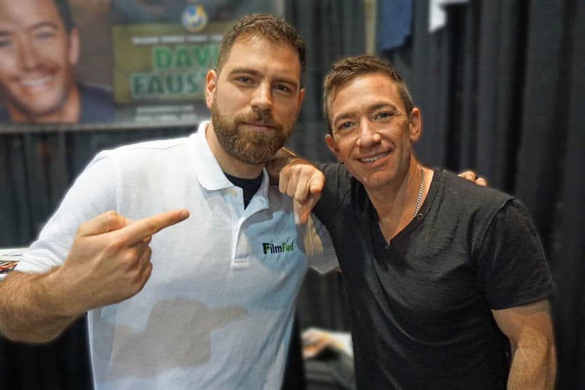 David Faustino talks <em>Married with Children</em> reboot at Wizard World