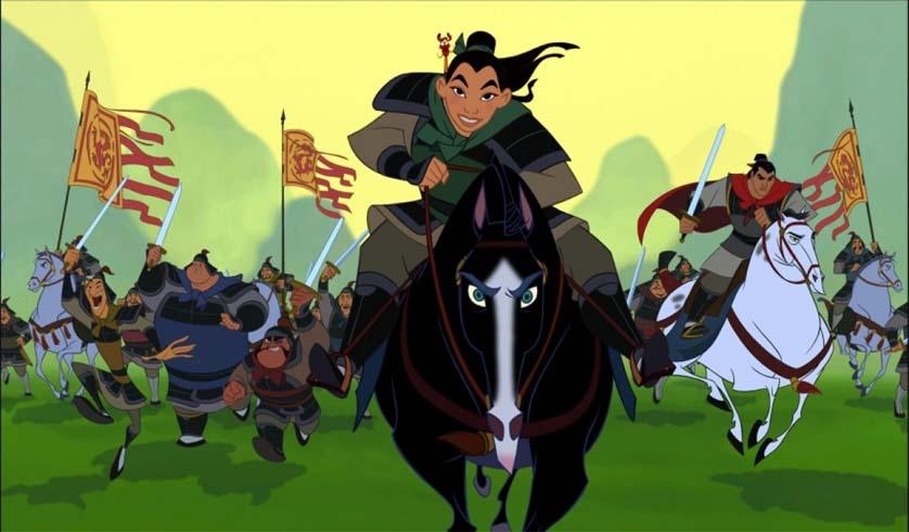 Disney to develop live action <em>Mulan</em> film