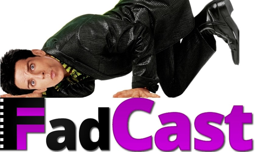 FadCast Ben Stiller