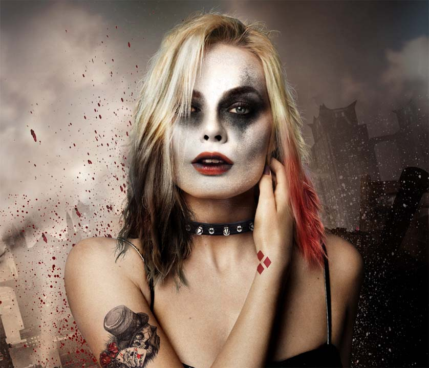 Margot Robbie's Harley Quinn Accent May Be Weak