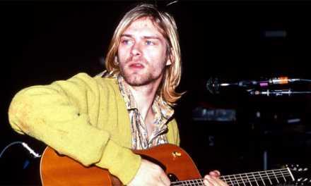 Trailer for Nirvana's Kurt Cobain Documentary