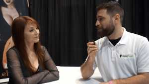 Pooya Talks to Cassandra Peterson - www.FilmFad.com