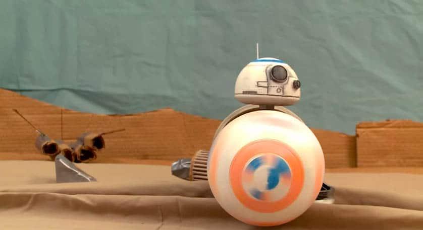 <em>Star Wars: The Force Awakens</em> gets Sweded