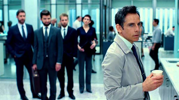 Secret Life of Walter Mitty Office