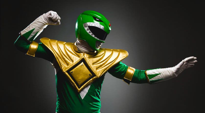 Jason David Frank Confirms <em>Power Rangers</em> Reboot to Film in 2015