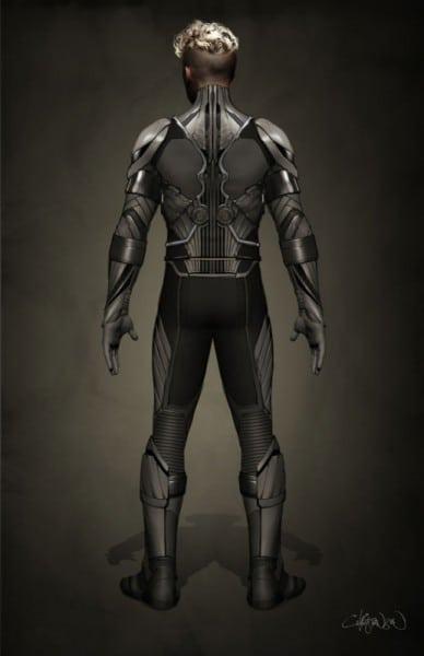 Archangel X-Men Concept 1