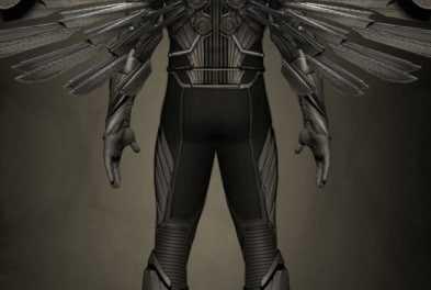 <em>X-Men: Apocalypse</em> Archangel costume concept revealed