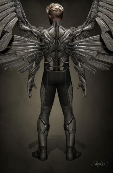Archangel X-Men Concept 2