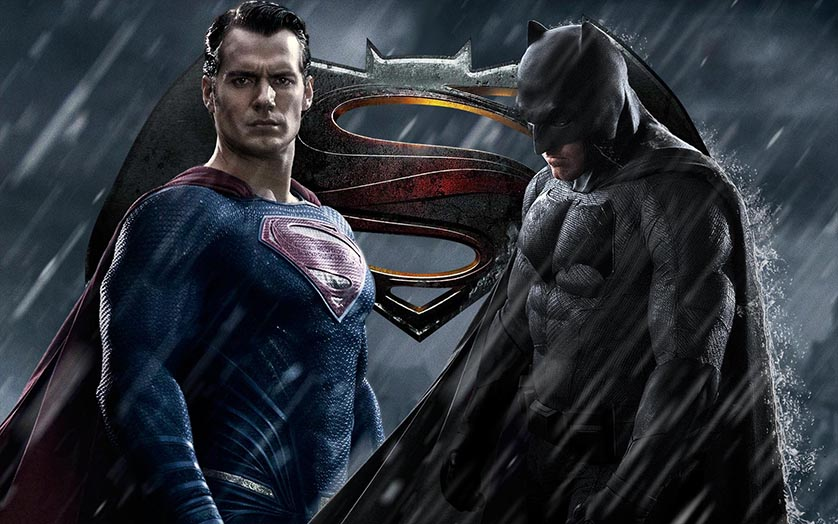 SDCC <em>Batman V Superman</em> Trailer is AWESOME!