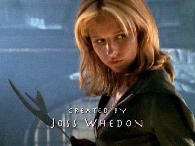 Buffy Joss Whedon