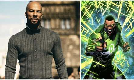 Was Common just cast as Green Lantern?!?!