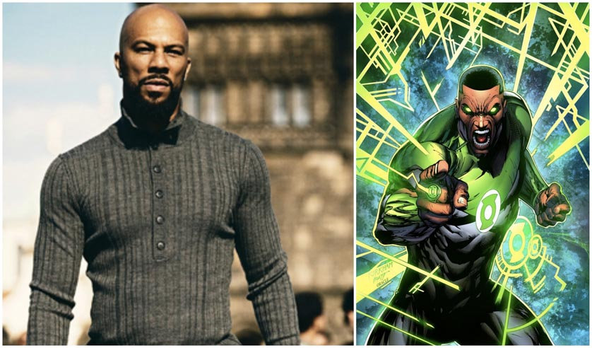 Was Common just cast as Green Lantern?!?! | FilmFad.com