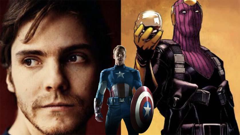 Captain America Civil War Baron Zemo