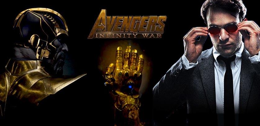 Daredevil Netflix Avengers Infinity