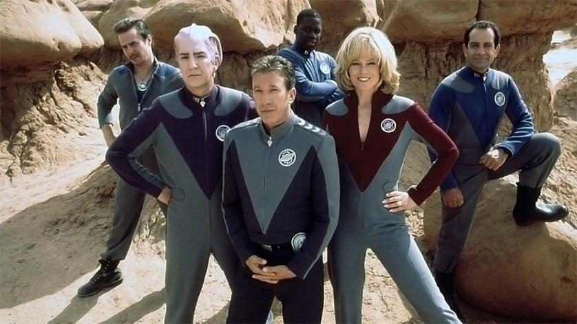<em>Galaxy Quest</em> TV series in the works!