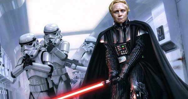 Gwendoline Christie Star Wars