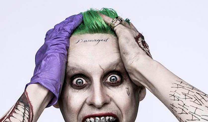 Jared Leto first full pic as Suicide Squad's Joker