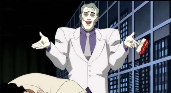 Joker Dark Knight Returns