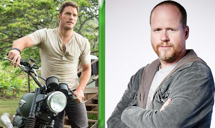 Joss Whedon Chris Pratt Jurassic World Sexist