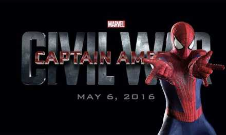 First Look at Spider-Man in Avengers Age of Ultron?