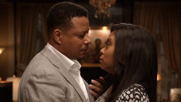 Terrence Howard Taraji P Henson
