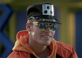 Vanilla Ice Cool As Ice Hat
