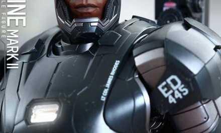 War Machine's <em>Age of Ultron</em> Armor Revealed!