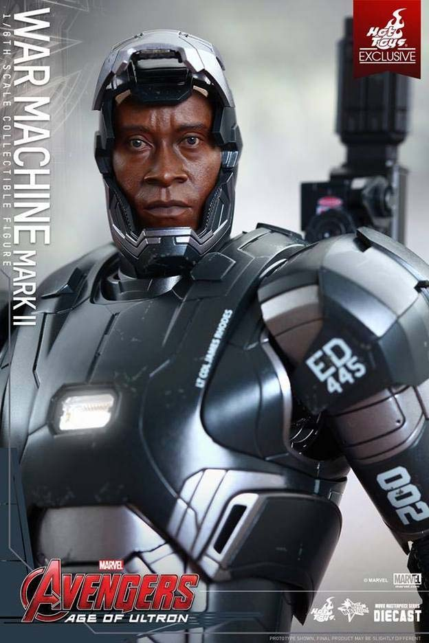 War Machine Age of Ultron 1