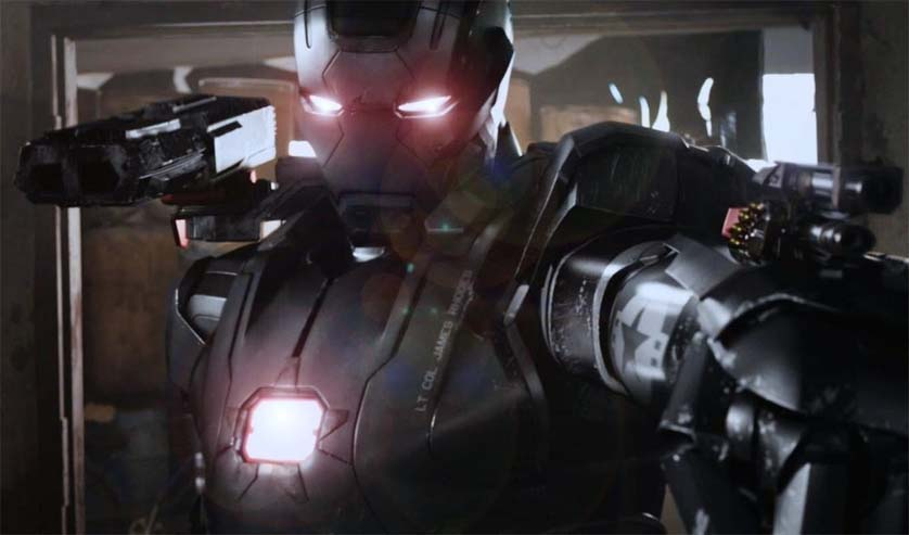 War Machine Age of Ultron Cover