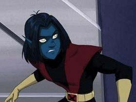 XMen Evolution Nightcrawler