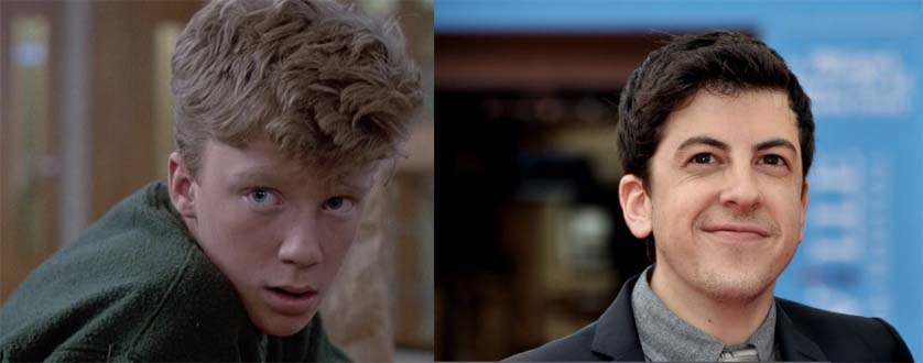 Anthony Michael Hall Chistopher Mintz-Plasse