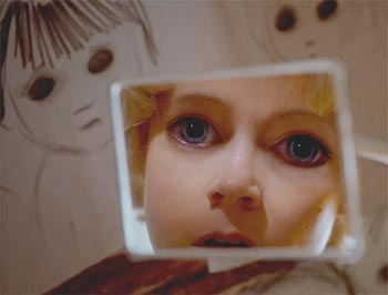 Big Eyes Mirror