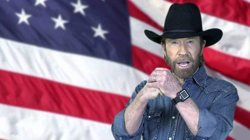 Chuck Norris - FilmFad.com