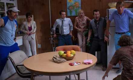 <em>Cooties</em> trailer stars Elijah Wood & Rainn Wilson against kid zombies