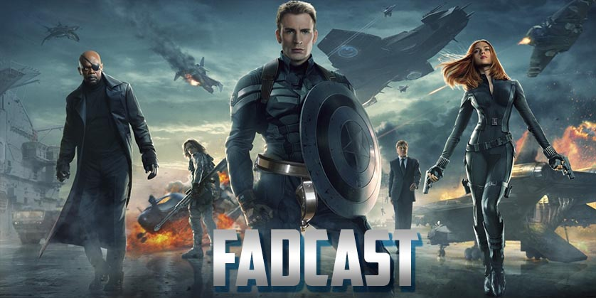 FadCast Captain America Virginity