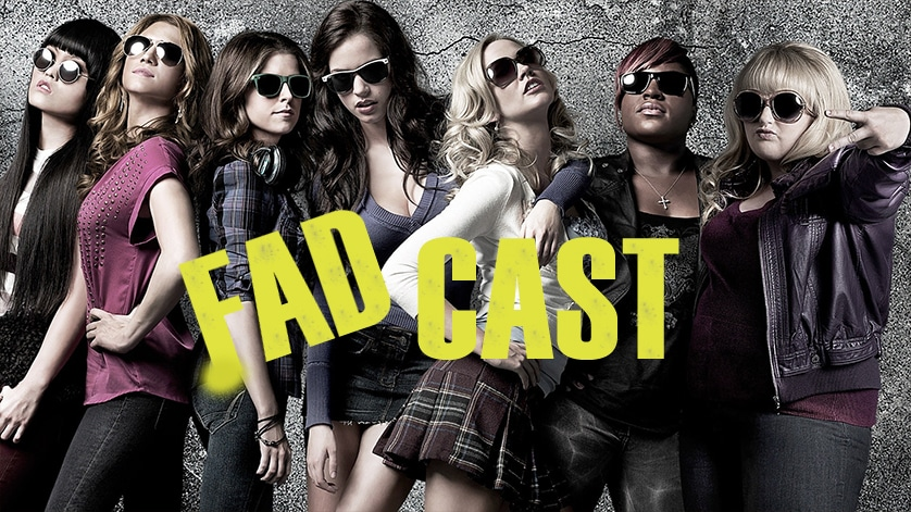 FadCast Pitch Perfect