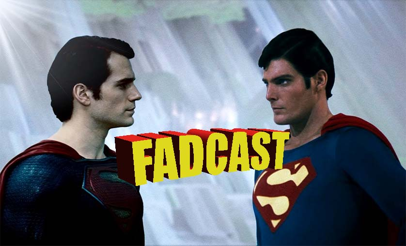 FadCast Ep. 38 | Superman Philosophy & Tidewater Comicon Monstrosity