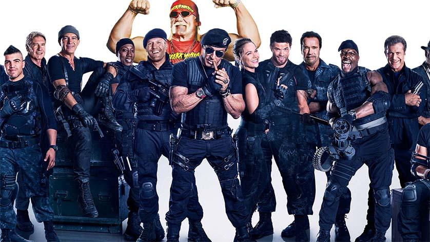 Hulk Hogan Expendables