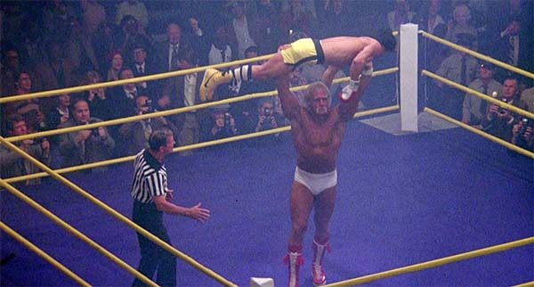 Hulk Hogan Thunderlips Rocky III