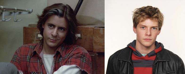 Judd Nelson Hunter Parrish
